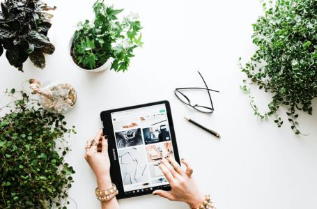 Online shoppen voor je huis